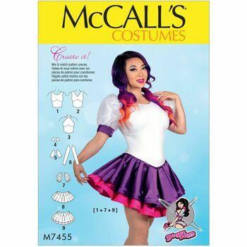 McCalls pattern M7455