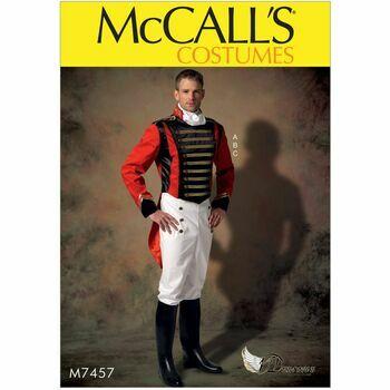 McCalls pattern M7457