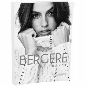 Bergere De France Creations 16/17 Knitting Pattern Book