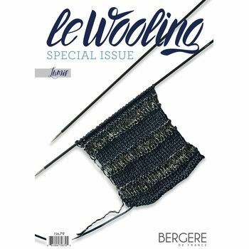 Bergere De France Le Wooling Special Issue - Lumis