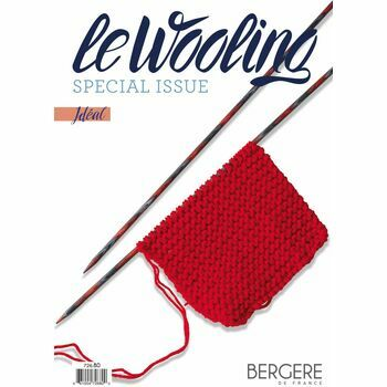 Bergere De France Le Wooling Special Issue - Ideal