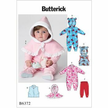 Butterick pattern B6372