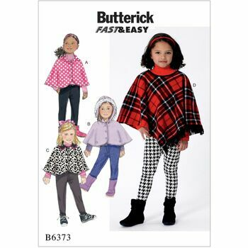 Butterick pattern B6373