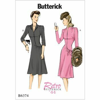 Butterick pattern B6374