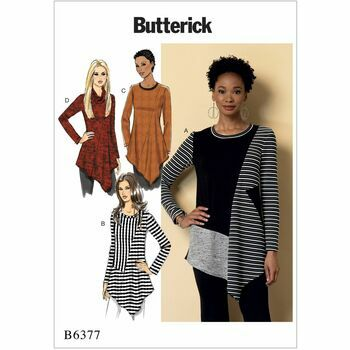 Butterick pattern B6377