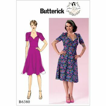 Butterick pattern B6380