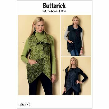 Butterick pattern B6381