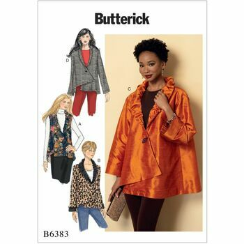 Butterick pattern B6383