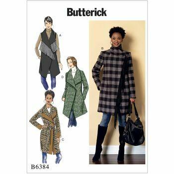 Butterick pattern B6384