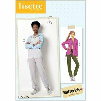 Butterick pattern B6386