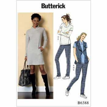 Butterick pattern B6388