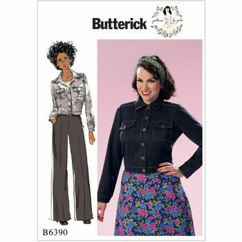 Butterick pattern B6390