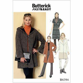 Butterick pattern B6394