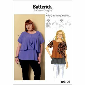 Butterick pattern B6396