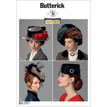 Butterick pattern B6397