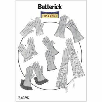 Butterick pattern B6398