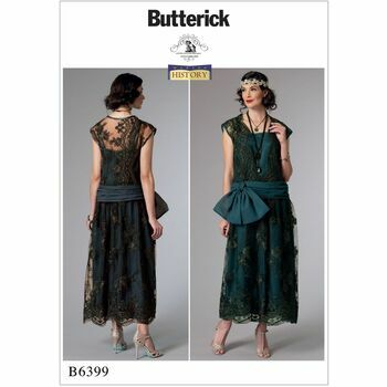Butterick pattern B6399