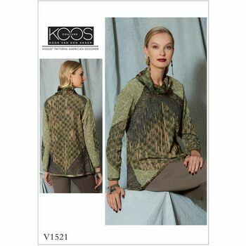 Vogue pattern V1521