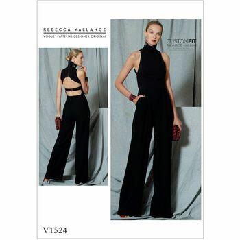 Vogue pattern V1524