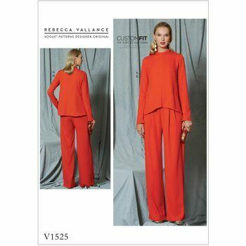 Vogue pattern V1525