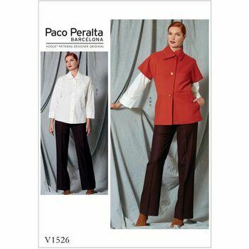 Vogue pattern V1526
