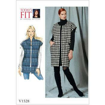 Vogue pattern V1528