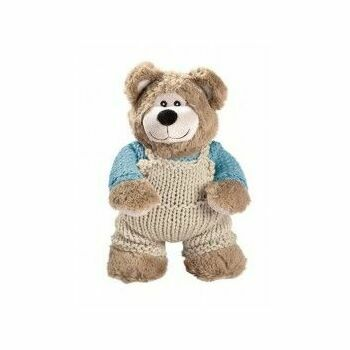 Bergere De France Teddy Bear Dungarees Knitting Kit