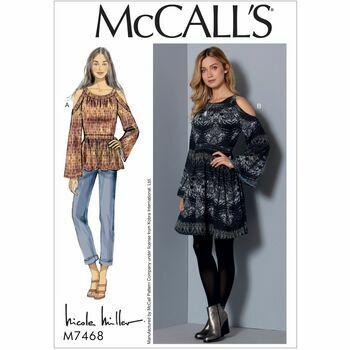 McCalls pattern M7468