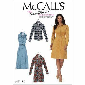 McCalls pattern M7470