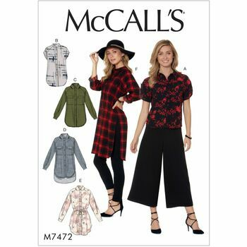 McCalls pattern M7472
