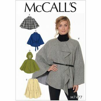 McCalls pattern M7477