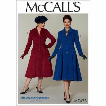 McCalls pattern M7478