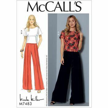 McCalls pattern M7483