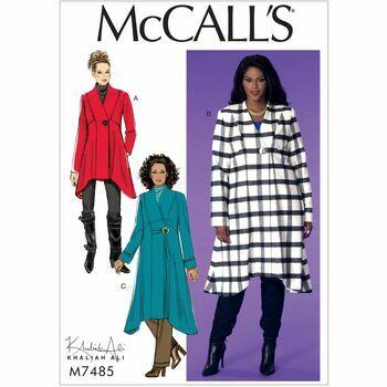 McCalls pattern M7485