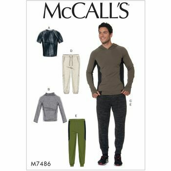 McCalls pattern M7486