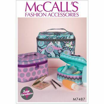 McCalls pattern M7487