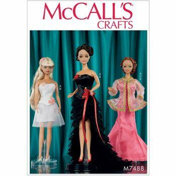 McCalls pattern M7488