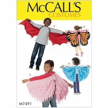 McCalls pattern M7491
