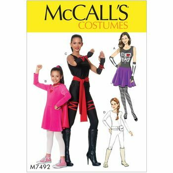 McCalls pattern M7492