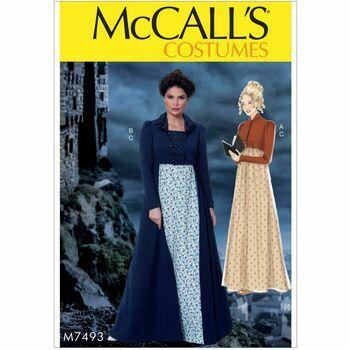 McCalls pattern M7493