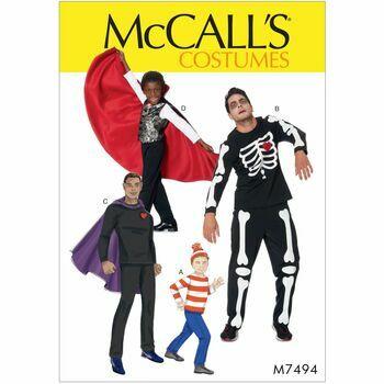 McCalls pattern M7494