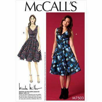 McCalls pattern M7503