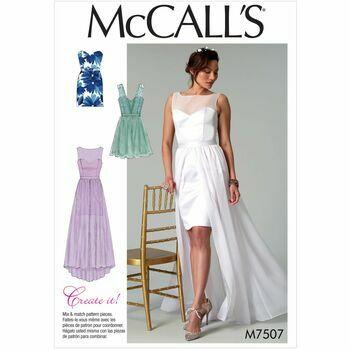 McCalls pattern M7507
