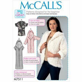 McCalls pattern M7511