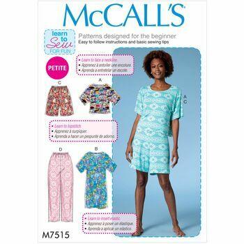 McCalls pattern M7515