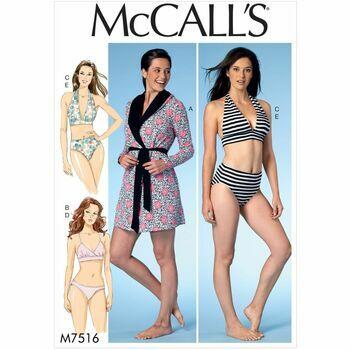 McCalls pattern M7516