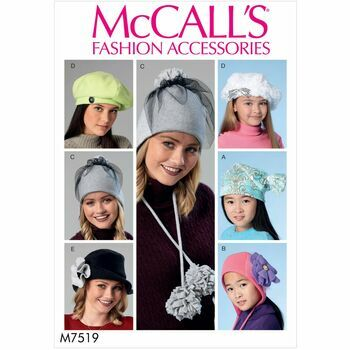 McCalls pattern M7519