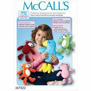 McCalls pattern M7522