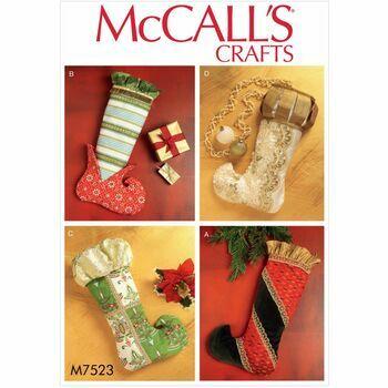 McCalls pattern M7523