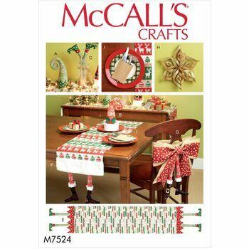 McCalls pattern M7524